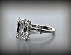 Engagement Ring Mountings Are an Important Component in a Ring's Design
