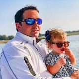 Rheos Gear Floating Sunglasses: Perfect for Sailing & Surfing
